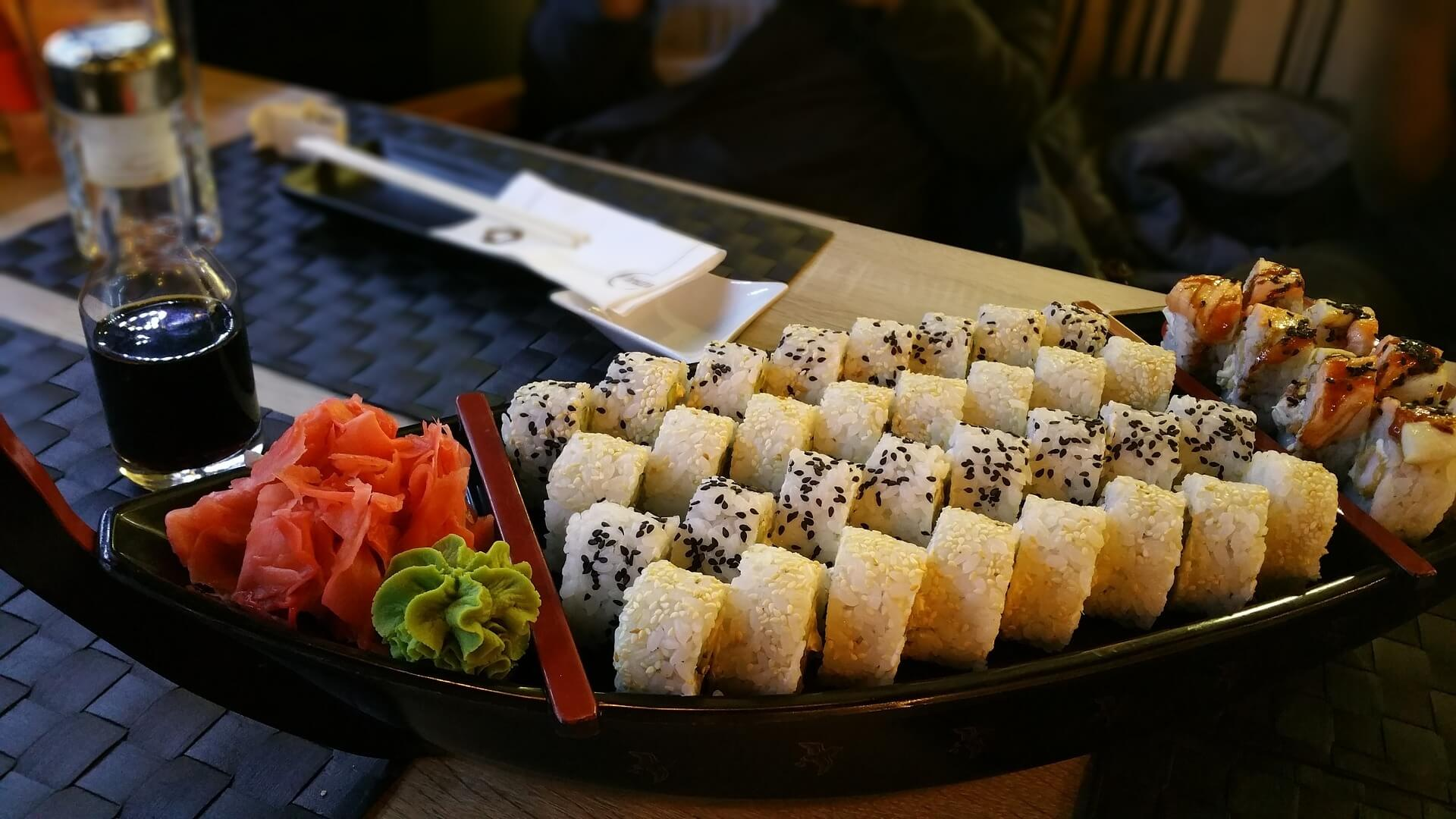 Different Types of Sushi