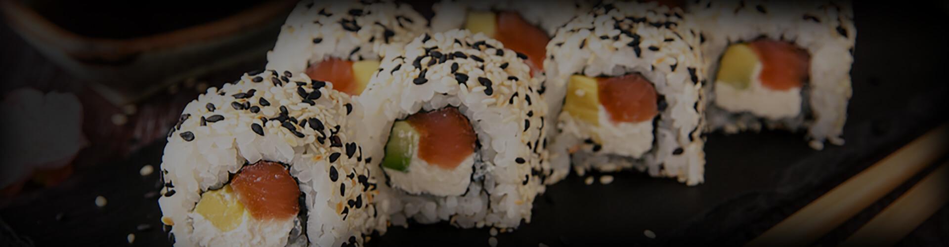 California Rolls | Wasabi Sushibar