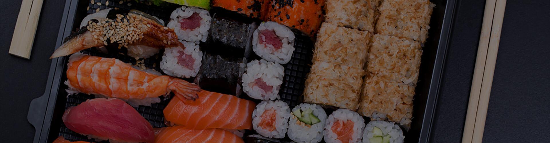 Sushi Box | Wasabi Sushibar
